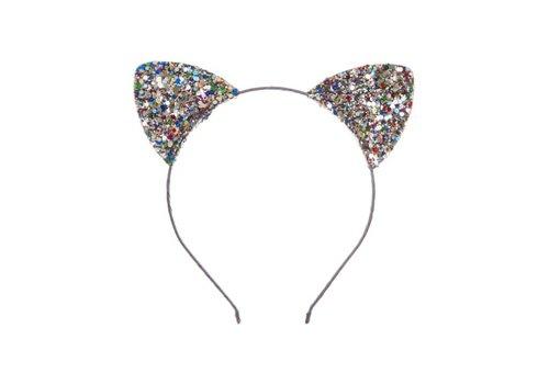 Mimi&Lula Mimi & Lula Multi Glitter Cat Ears