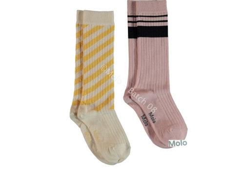 Molo Molo Knee Socks Norvina Sunrise