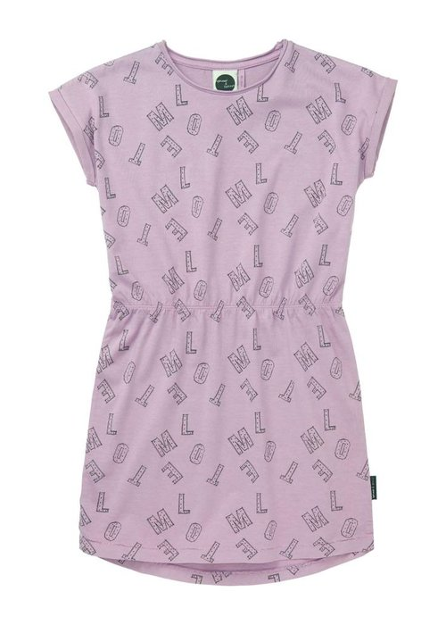 Sproet & Sprout Sproet & Sprout T-shirt Dress Motel - dusty violet