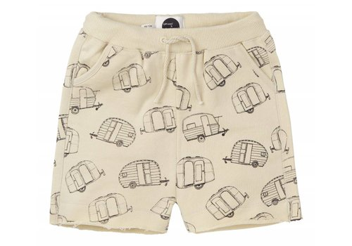 Sproet & Sprout Sproet & Sprout Sweat Short Caravan - shell