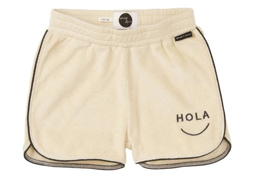 Sproet & Sprout Sproet & Sprout Sport short Hola Adios - shell