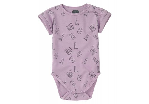 Sproet & Sprout Sproet & Sprout Romper Motel Dusty Violet