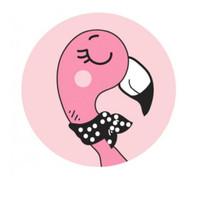 Rosajou Nagellak Flamingo
