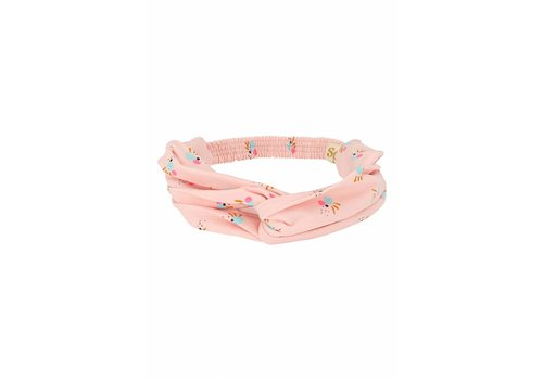 Soft Gallery Soft Gallery Bow Hairband - chintz rose