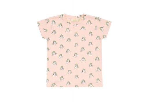 Soft Gallery Pilou T-shirt - pale dogwood