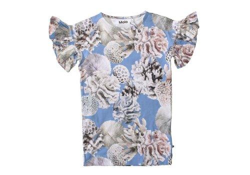 Molo Molo Dress Coralie Coral Reef