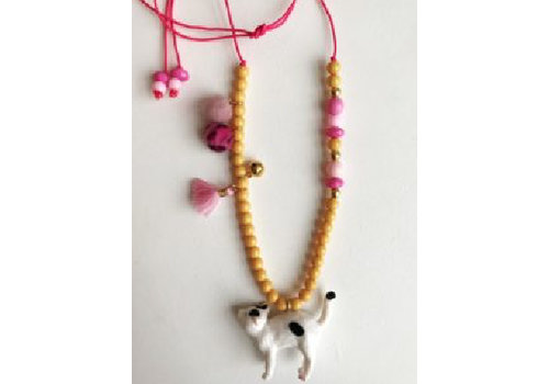 ByMelo ByMelo Dierenketting Pom de Poes
