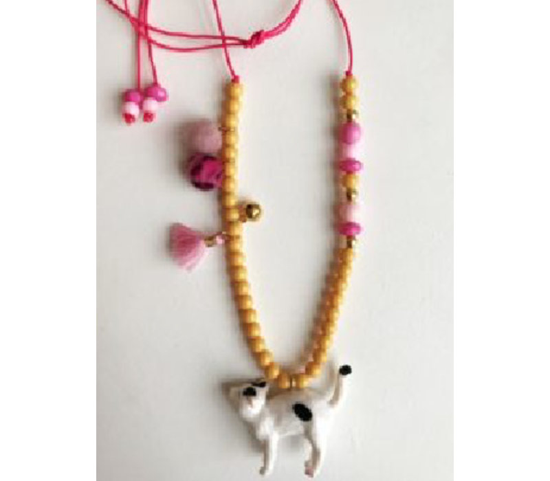 ByMelo Dierenketting Pom de Poes