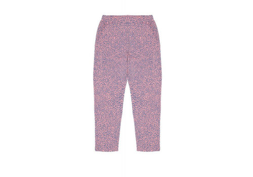Soft Gallery Soft Gallery Deliah Pants Pink Icing AOP Leospot
