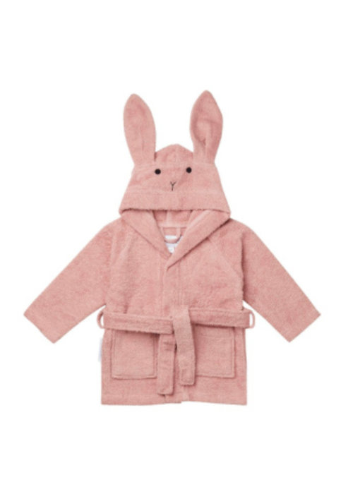 Liewood Liewood Lily Bathrobe Rabbit Rose