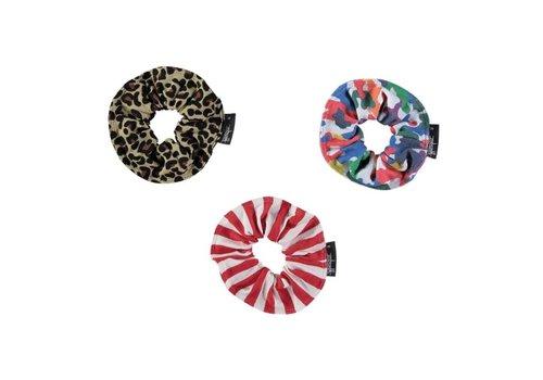 Yporqué Yporqué Scrunchie - stripes