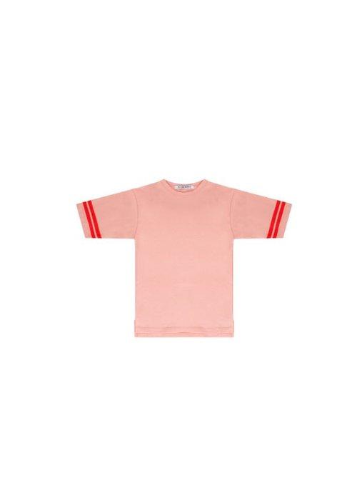 Mingo Mingo T-Shirt Peach Pink/Koi