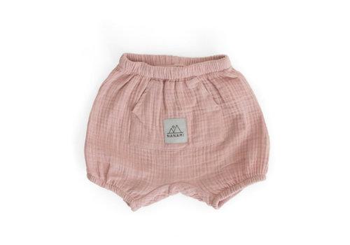 Nanami Nanami Bloomers Pink size 1