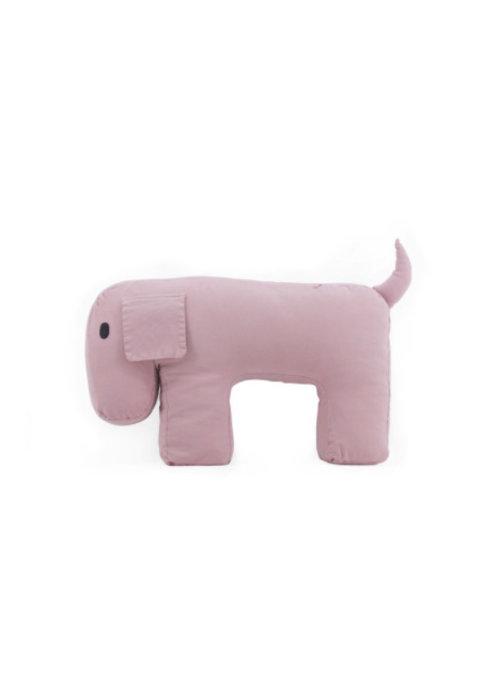Nanami Nanami Feeding- and Relax Pillow Dog Olly Pink
