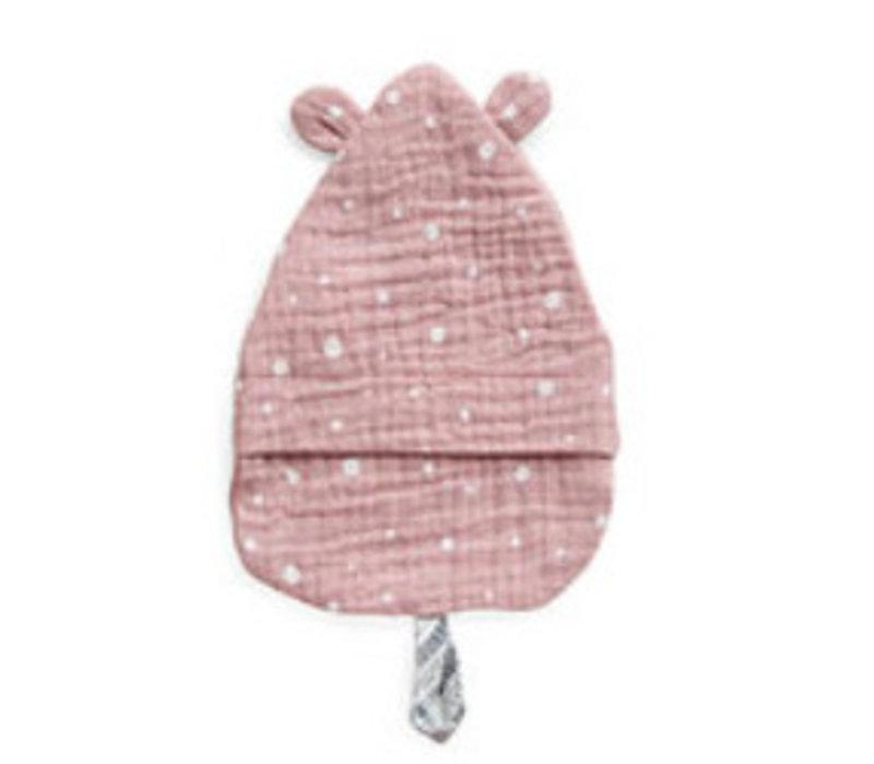 Nanami Tuttle - Washcloth Dot Pink