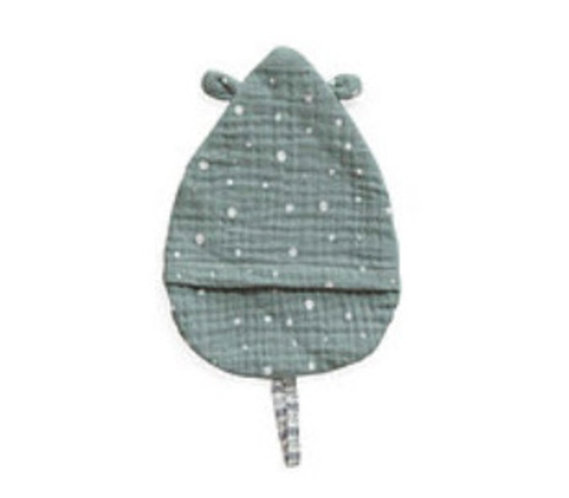 Nanami Tuttle - Washcloth Dot Mint