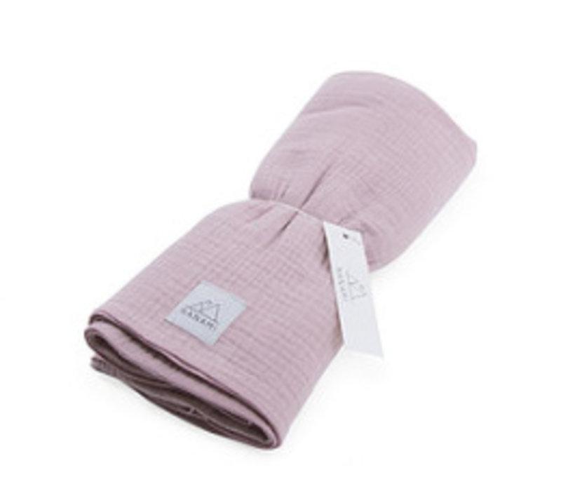 Nanami Swaddle 130x130cm Pink
