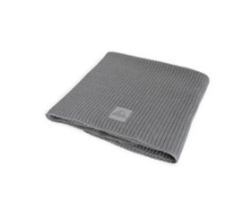 Nanami Baby Blanket Knit Grey