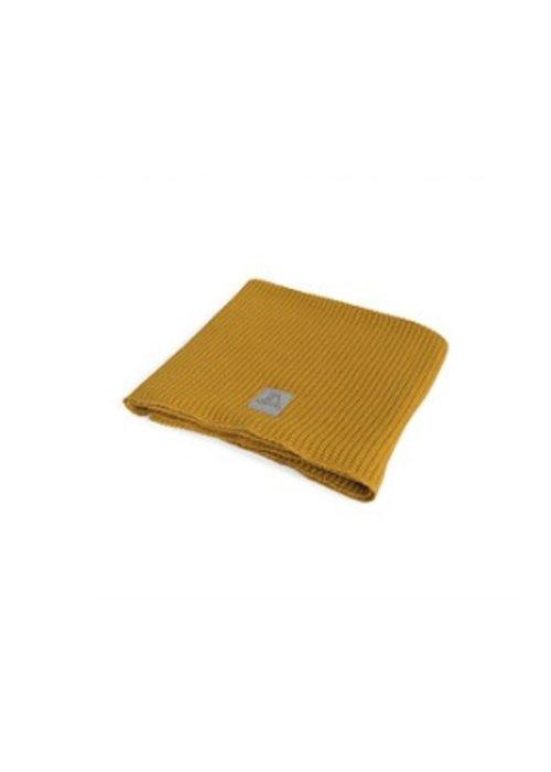 Nanami Nanami Baby Blanket Knit Yellow