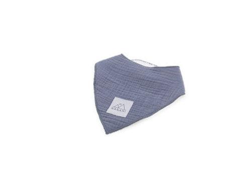 Nanami Nanami Bandana Plain Towel Grey