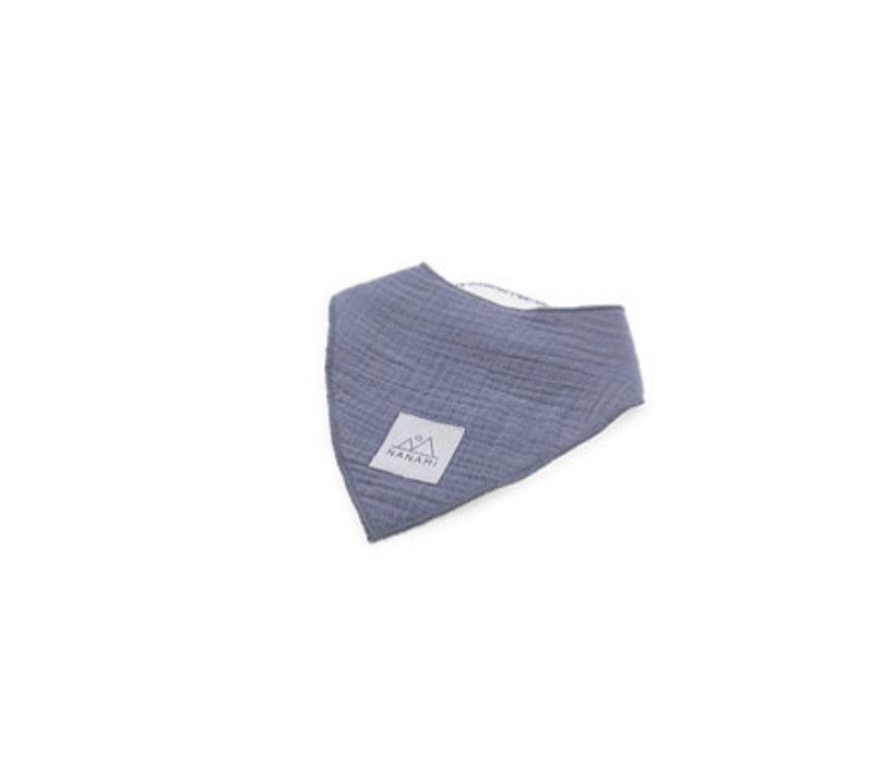 Nanami Bandana Plain Towel Grey