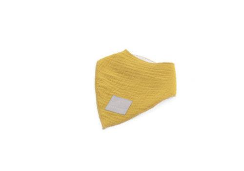 Nanami Nanami Bandana Plain Towel Yellow