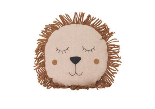 Ferm Living Ferm Living Safari Cushion Lion Rose