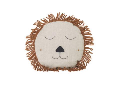 Ferm Living Ferm Living Safari Cushion Lion Naturel