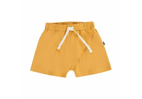 House of Jamie House of Jamie Crossover Shorts Honey Mustard