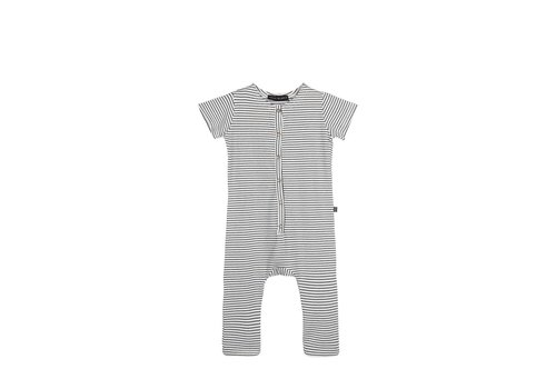 House of Jamie House of Jamie Laid Back Jumpsuit Little Stripes