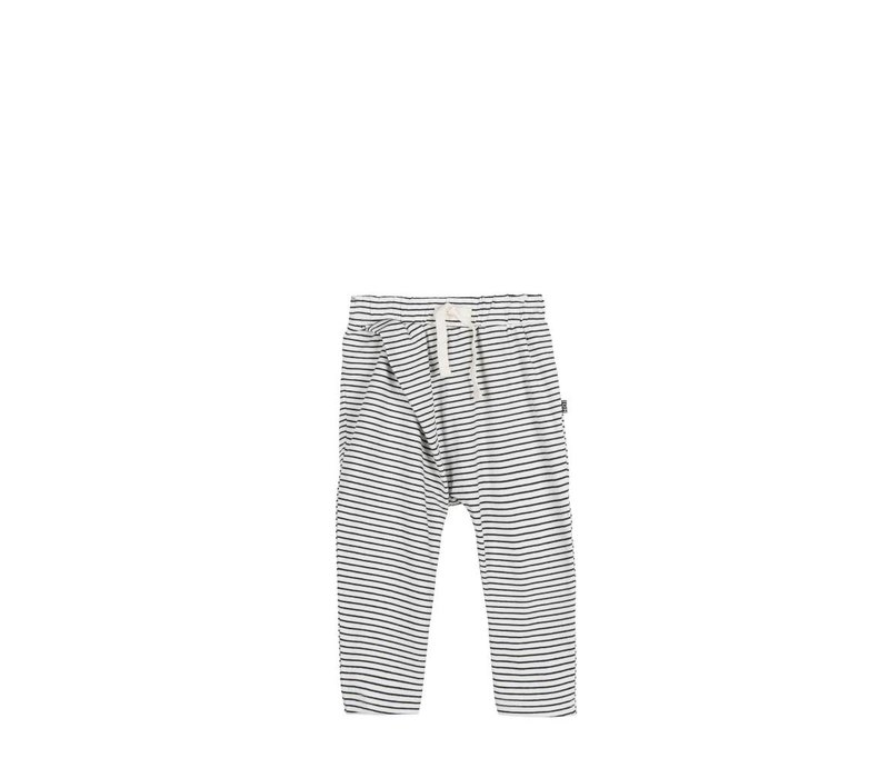 House of Jamie Crossover Pants Little Stripes