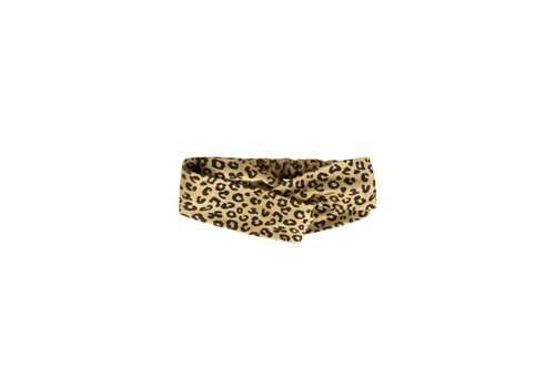 Maed for Mini Maed for Mini Hair Band Yellow Leopard