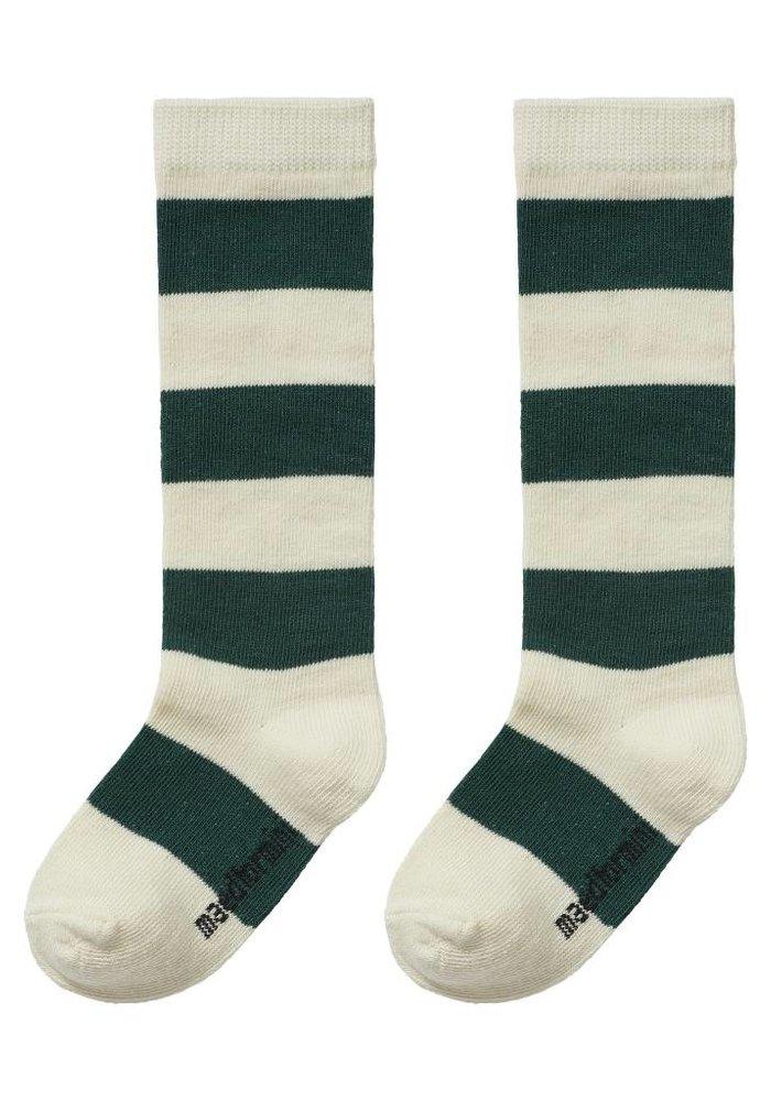 Maed for Mini Striped Knee Socks