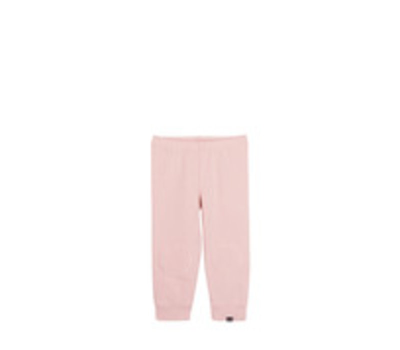 House of Jamie Knee Pad Legging Powder Pink