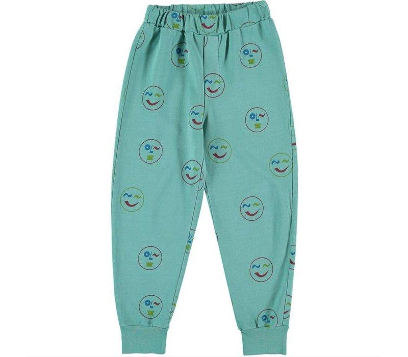 Fresh Dinosaurs Smiley Print Pants