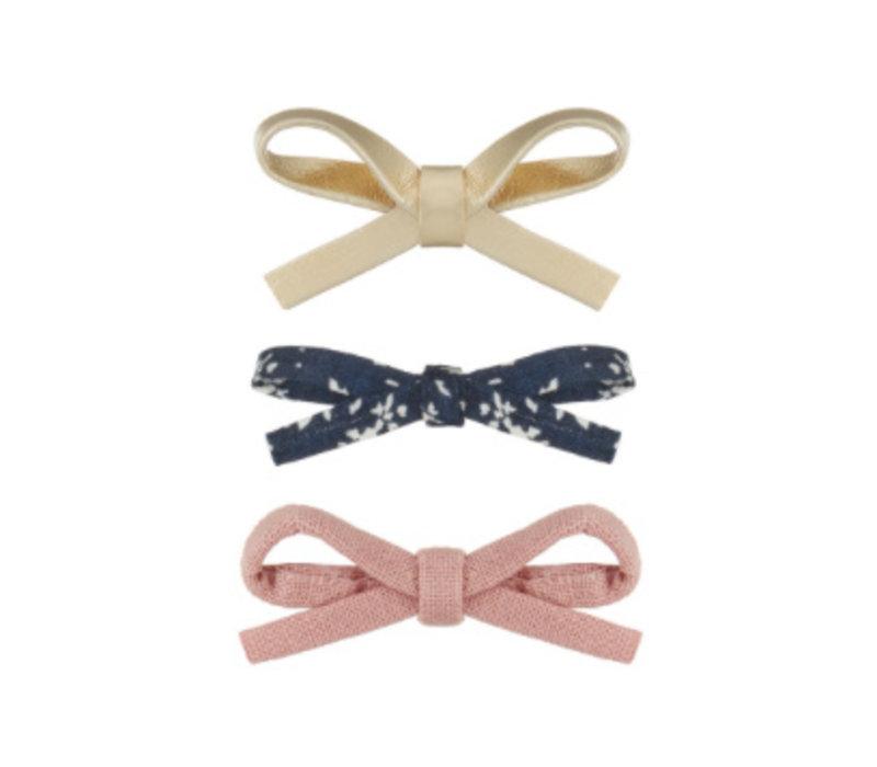 Mimi & Lula Tabitha Tied Mini Bows