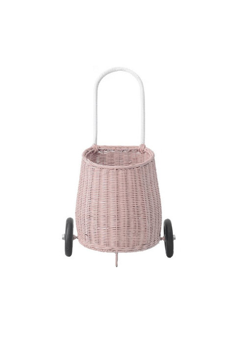 Olli Ella Olli Ella Luggy Basket Rose