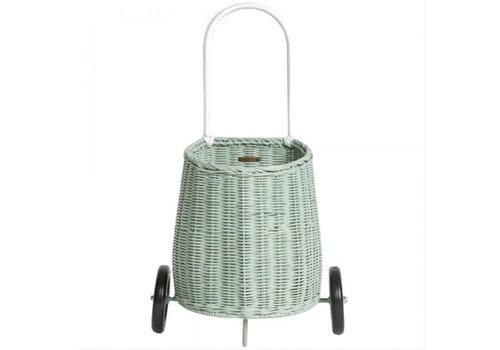 Olli Ella Olli Ella Luggy Basket Mint