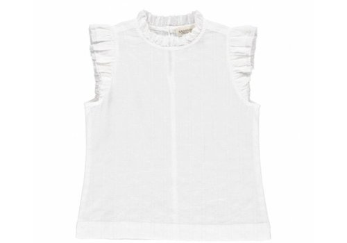 MarMar MarMar Tirra Cotton Anglaise Top