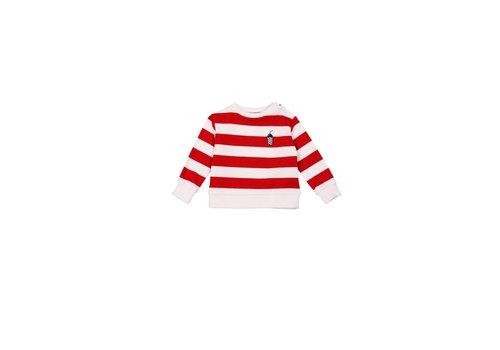 OneWeLike OneWeLike Basic Stripes Milkshake