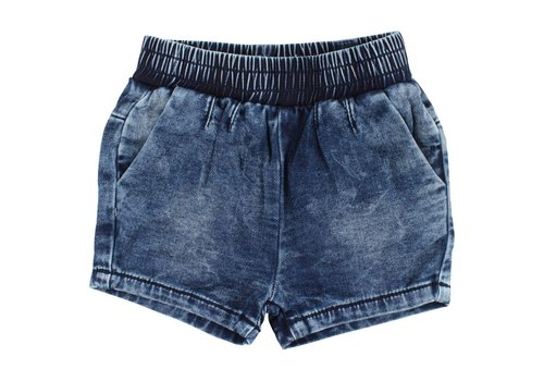 Small Rags Small Rags Shorts - denim