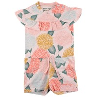 Small rags Jumpsuit - pearl blush