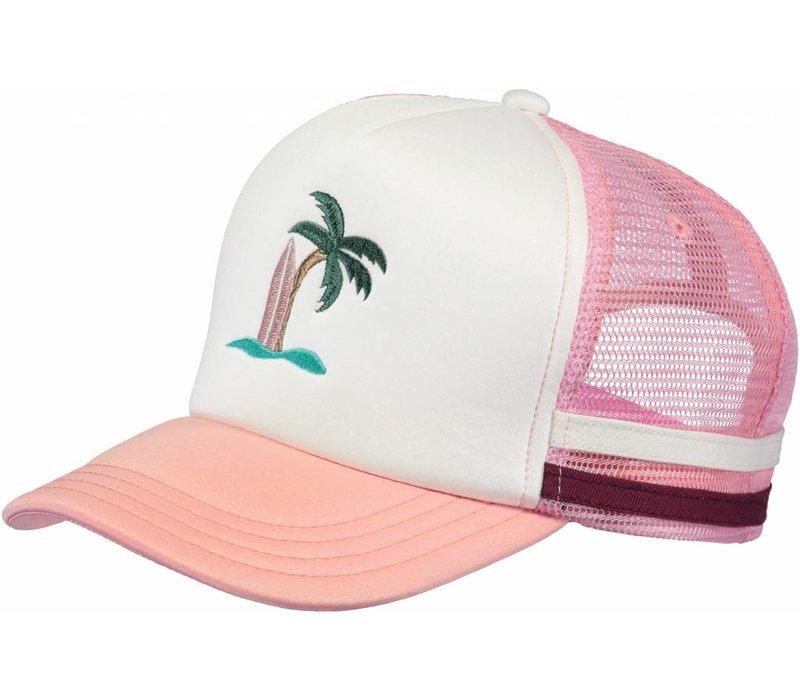 Barts Club Cap - pink