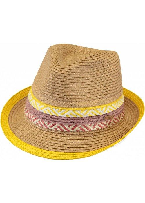 Barts Barts Cordoba Hat - yellow