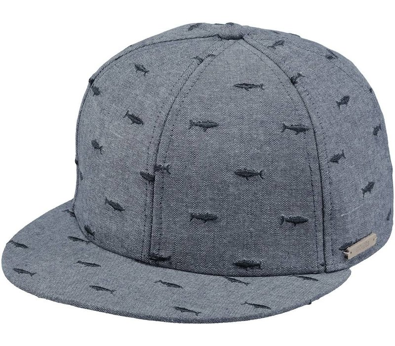 Barts Pauk Cap - navy