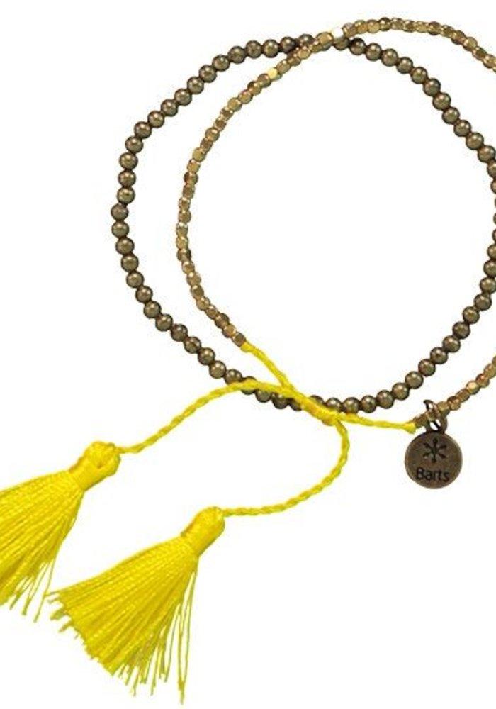 Barts Sari - yellow