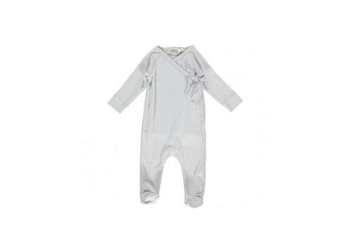 MarMar MarMar Rubetta Newborn Suit - pale blue