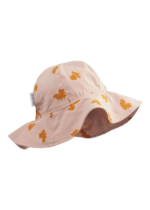 Liewood Liewood Amelia Sun hat Sprout Rose