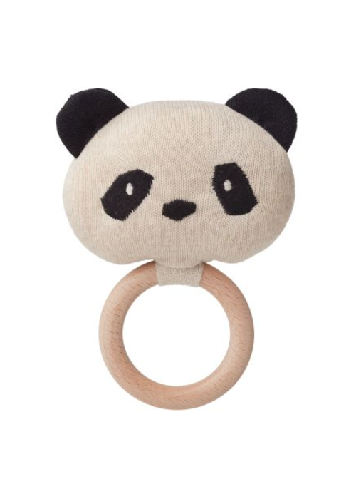 Liewood Liewood Aria Rattle Panda Beige Beauty