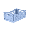 Eef Lillemor Lillemor Folding Crate  Mini - baby blue